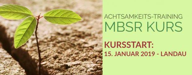 MBSR Kurs Januar 2019 Landau